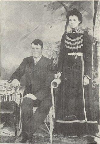 A photo of Nora v (Bond) Wadsworth