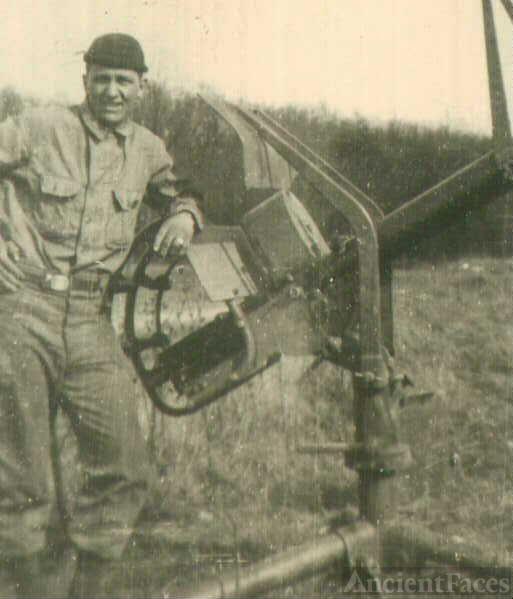WILLIAM J. LAUTERBUR, WWII