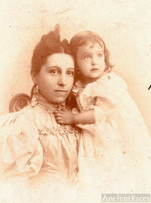 Albertie & Hazel Zabriskie