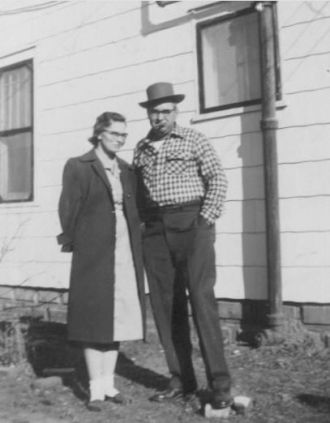 Lonnie McKinley Smith and Louise (West) Smith