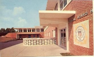 Douglas Munro Hall