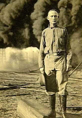 Owen Richard Criswell, 1925