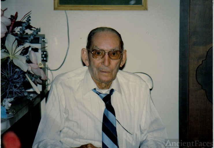 Zachariah Perry (My Dad)