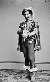 McCollough, John, actor