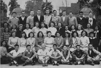 Milton Gordon, San Jose High School, 1947