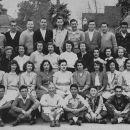 Milton Gordon, San Jose High School, 1947
