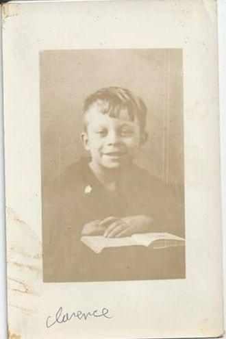 A photo of Clarence Eugene Martz