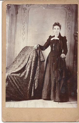Sarah Jane Yeager