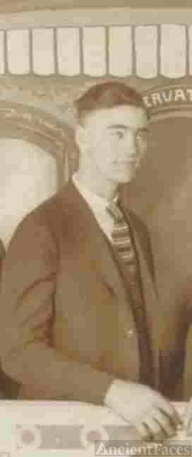 Frank Miller, 1926
