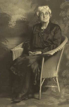 Martha Ann Butler Haight