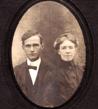 Isaac Henry and Molly (Tate) Gardner