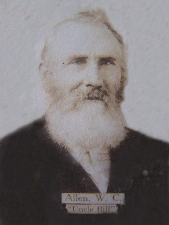 A photo of William C. Allen