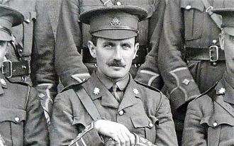 Robert Campbell, 1914