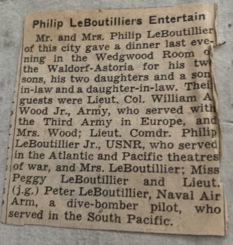 Phillip G Leboutillier