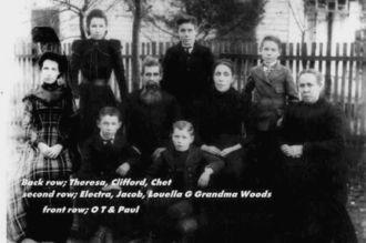 The Braselton Family