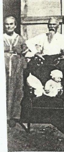 Benton & Annie Carl With Their Only Grandson
