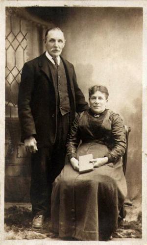 James Hogarth & Ellen