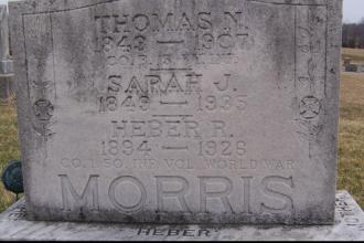 Thomas Newton Morris