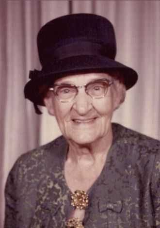 A photo of Willie Ann Rebecca  Poole