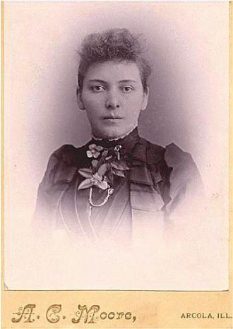 Margaret Amanda 'Maggie' Louthan
