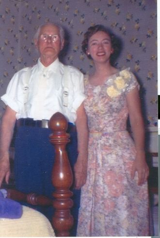Mom and Mr. E. A. Turner, Jr.