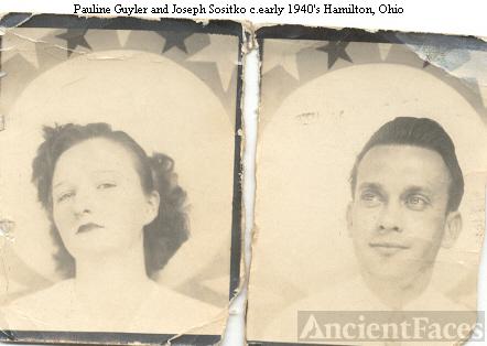 Pauline and Joe