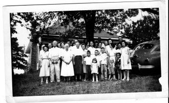 Capps Family Reunion