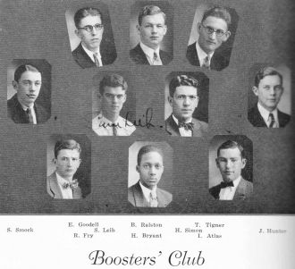 Harry Bryant  San Jose CA 1926