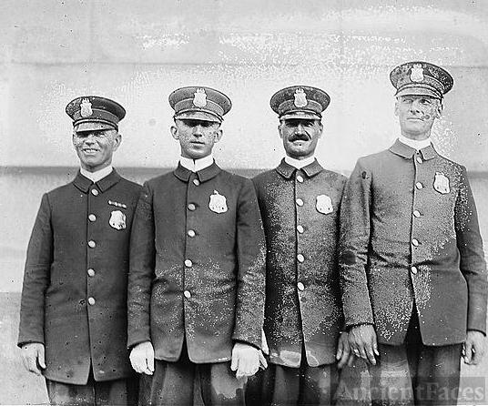 Four Policemen