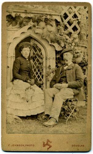 James & Margaret (Wren) Fraser