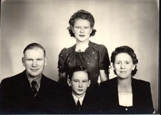 Ardis Morris Pearson family