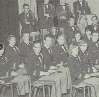 1959 Redford High School Band