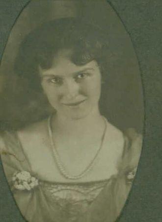Clara Agnes Weems