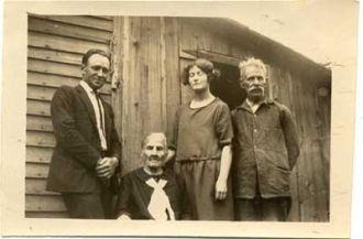 Mary (93) and John (70) Shirley 1926