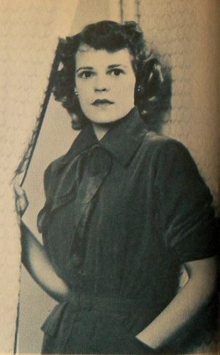 A photo of Mary Jean (Hoover) Mayfield