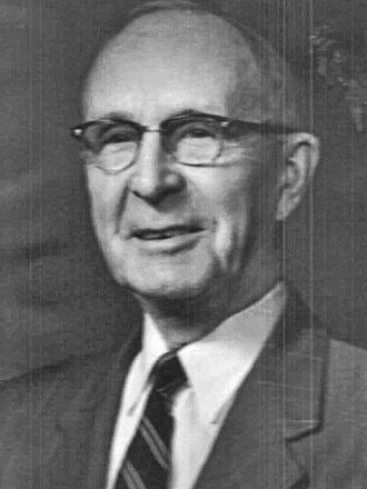 Harold Cutter Everett