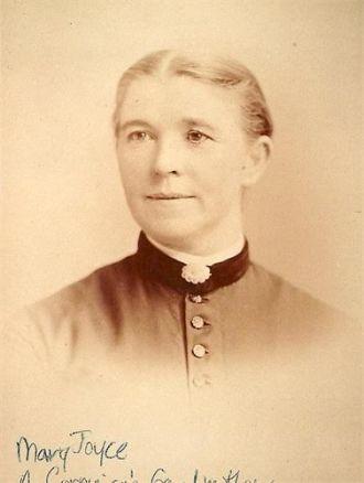 Mary O'Malley-Joyce