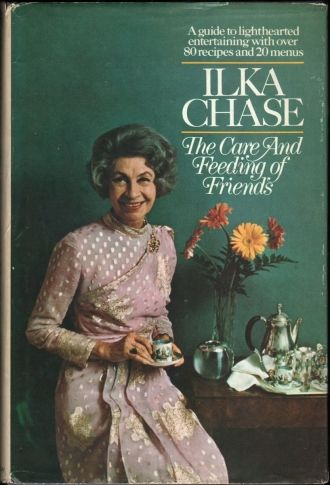 Ilka Chase, Book Cover