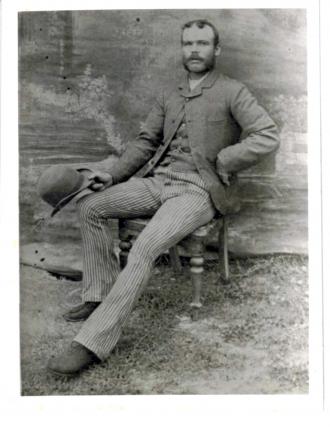 George Clifford 1863 NSW Australia