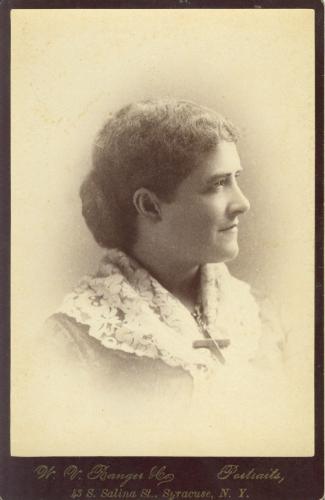 Katharine Stark Tyler (1843-1912), possibly?