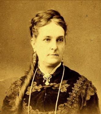 A photo of Mary Ann (Beckner) Moseley