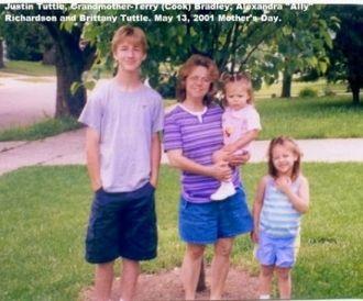 Tuttle family 2001