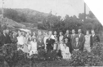 Wedding in Mölndal