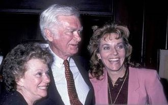 Jan Clayton and Buddy Ebsen and Lee Meriwether.