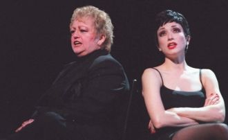 Marcia Lewis and Bebe Neuwirth