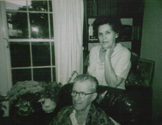 Illiam and Rexie Ann (Fields) Phillips