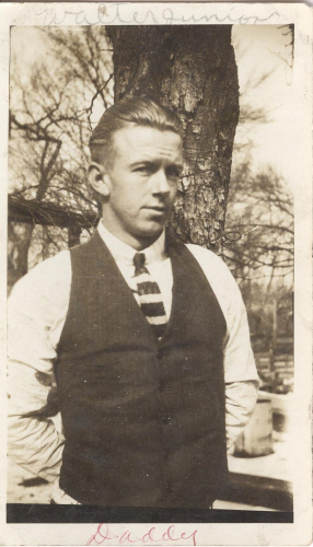 Walter Glen Woodard