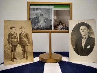 Wallace family photos