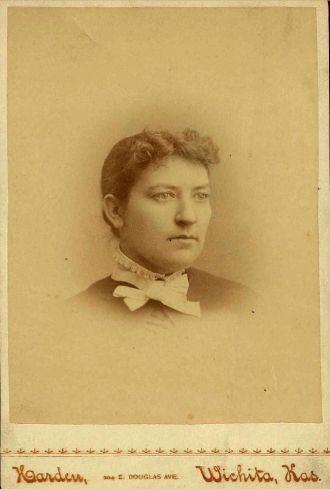 A photo of Mary Lorinda (Ostrander) Dutton