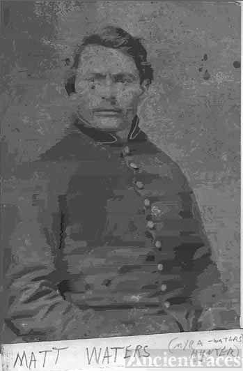 Isaac H. Waters 1837-1864